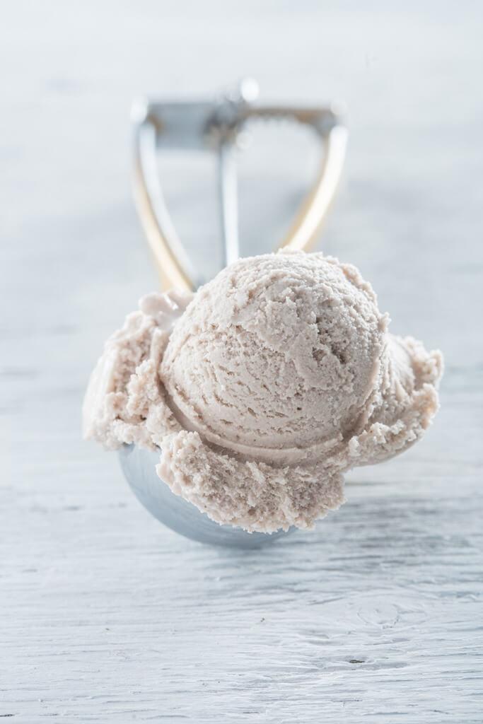 Crème glacée aux oréos