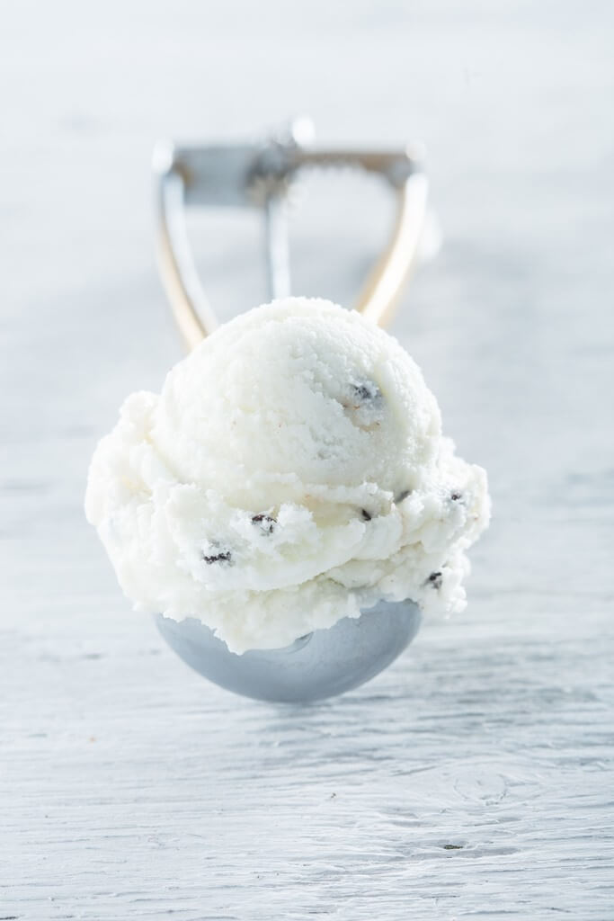 stracciatella ice cream