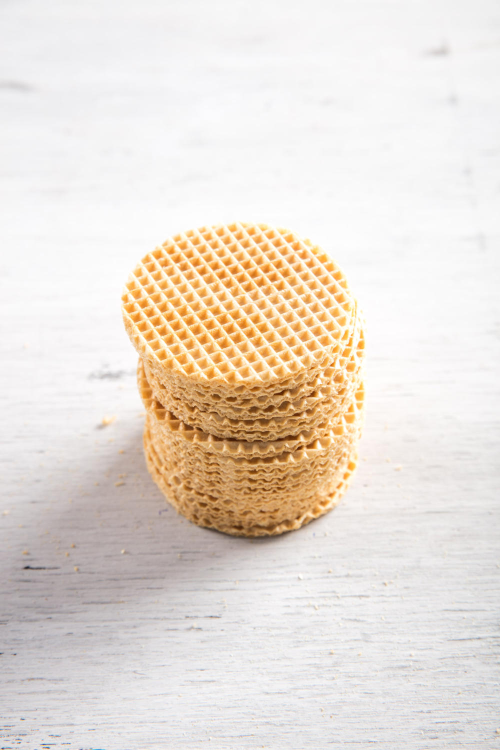 Ice cream wafers