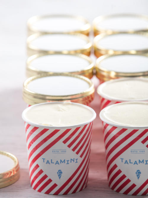 ice cream cups Talamini