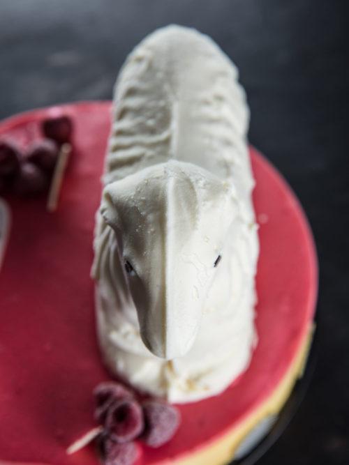 Ijslam met bourbon vanille uit Madagascar