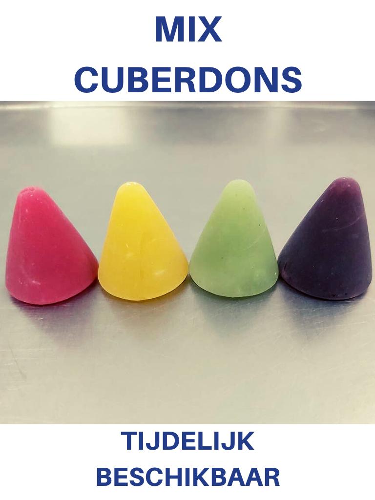 Mix Cuberdons (12 of 24 stuks)