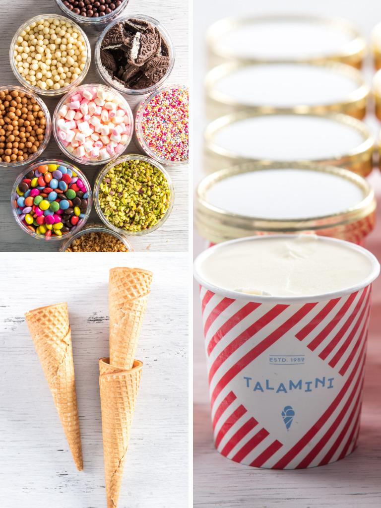 ❤️ hart onder de riem ice cream pack ❤️