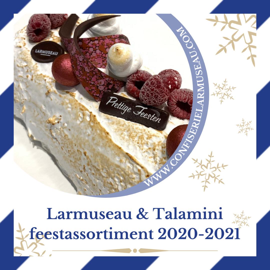 Ontdek ons feestassortiment 2020 – 2021