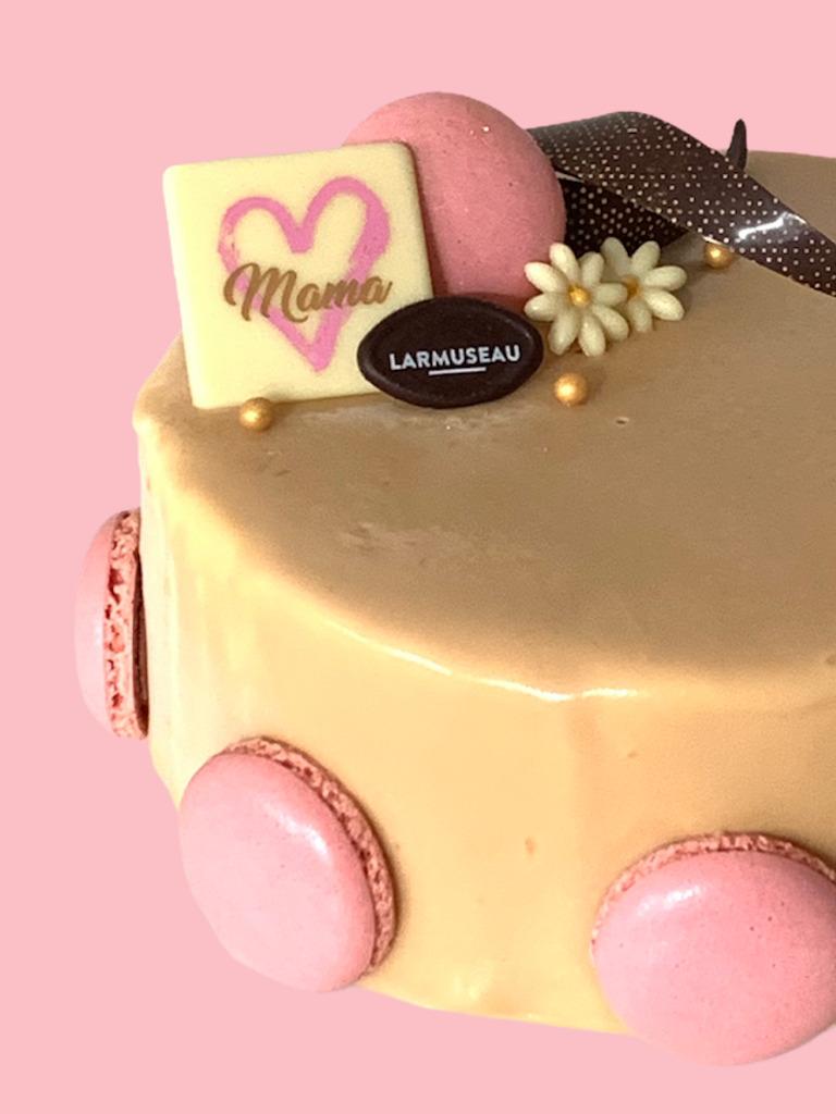 Privé: 'Sweetest mama' (Chocolade & Crispy gezouten caramel)