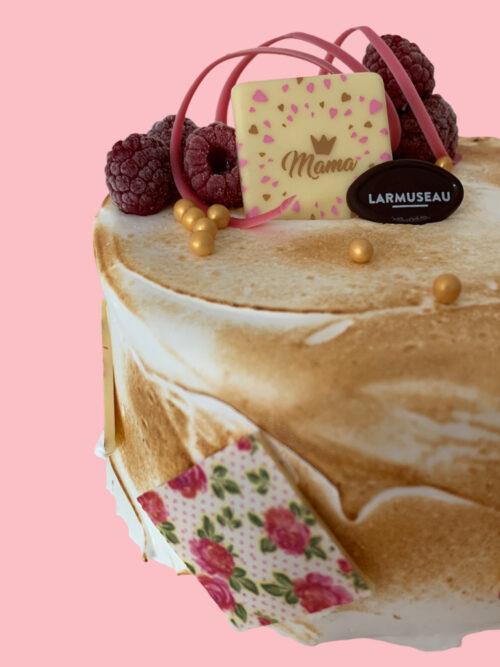 'Amo mia mamma' (vanille & framboos)