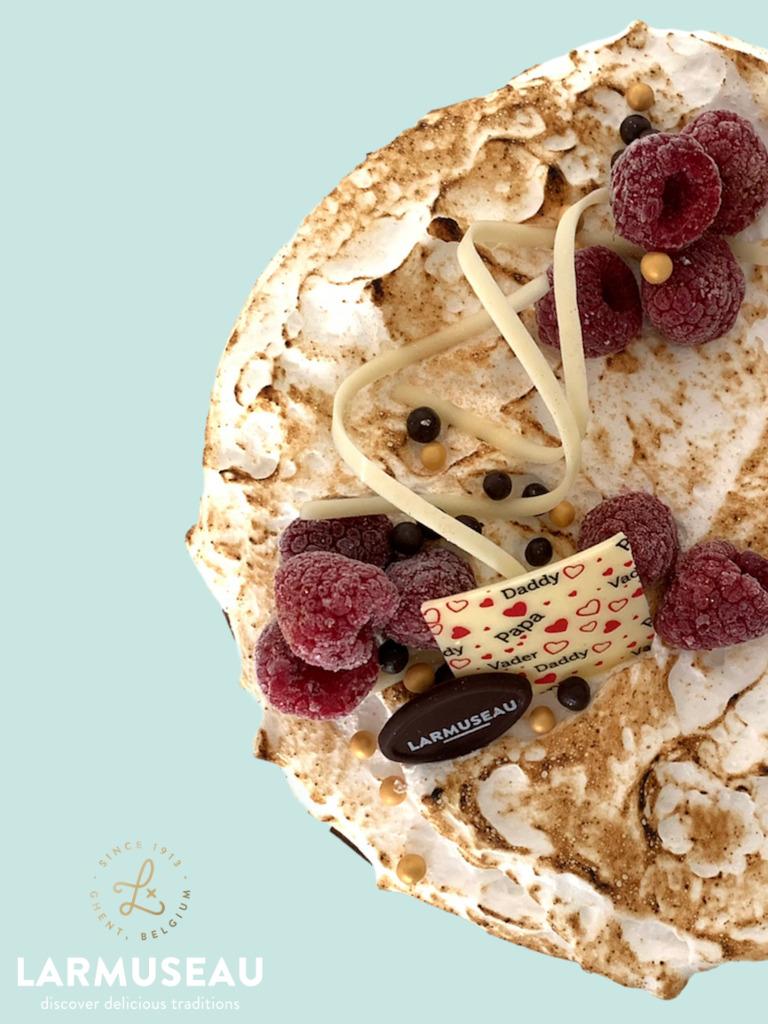 Privé: 'Italian Dream' (vanille & framboos)